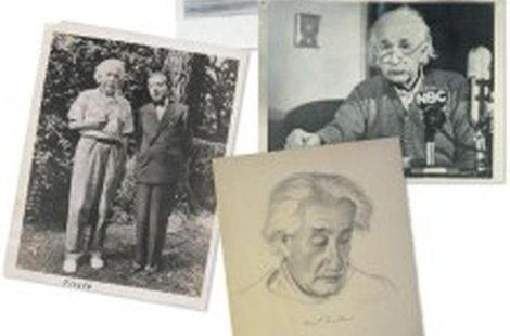 Der gesammelte Einstein