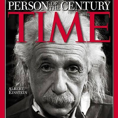 140 Jahre Albert Einstein