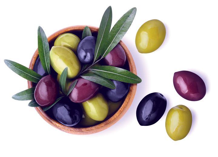 Griechische Olivensorten