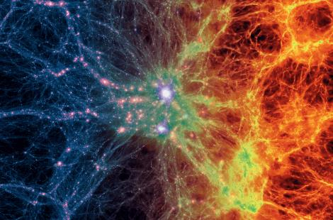 illustris project – kosmologische simulation