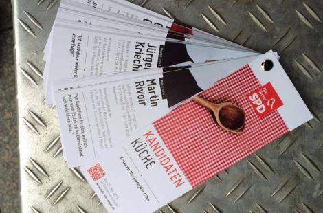 Die Ulmer SPD hat viele Rezepte für Ulm